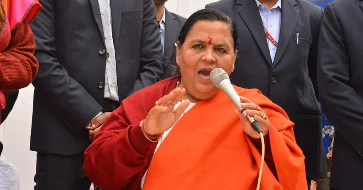 Babri Masjid demolition: Uma Bharti says she would 'prefer to hang than seek bail' ahead of verdict