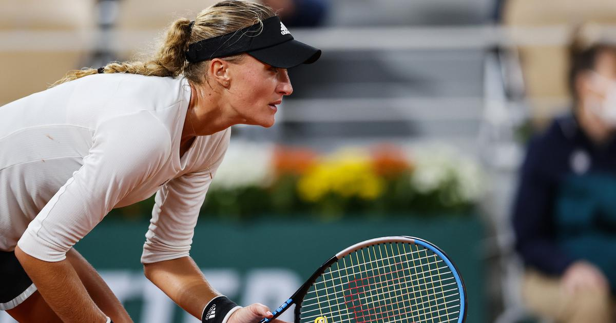 French Open 2020 - VAR needed as double-bounce controversy stuns Kristina Mladenovic