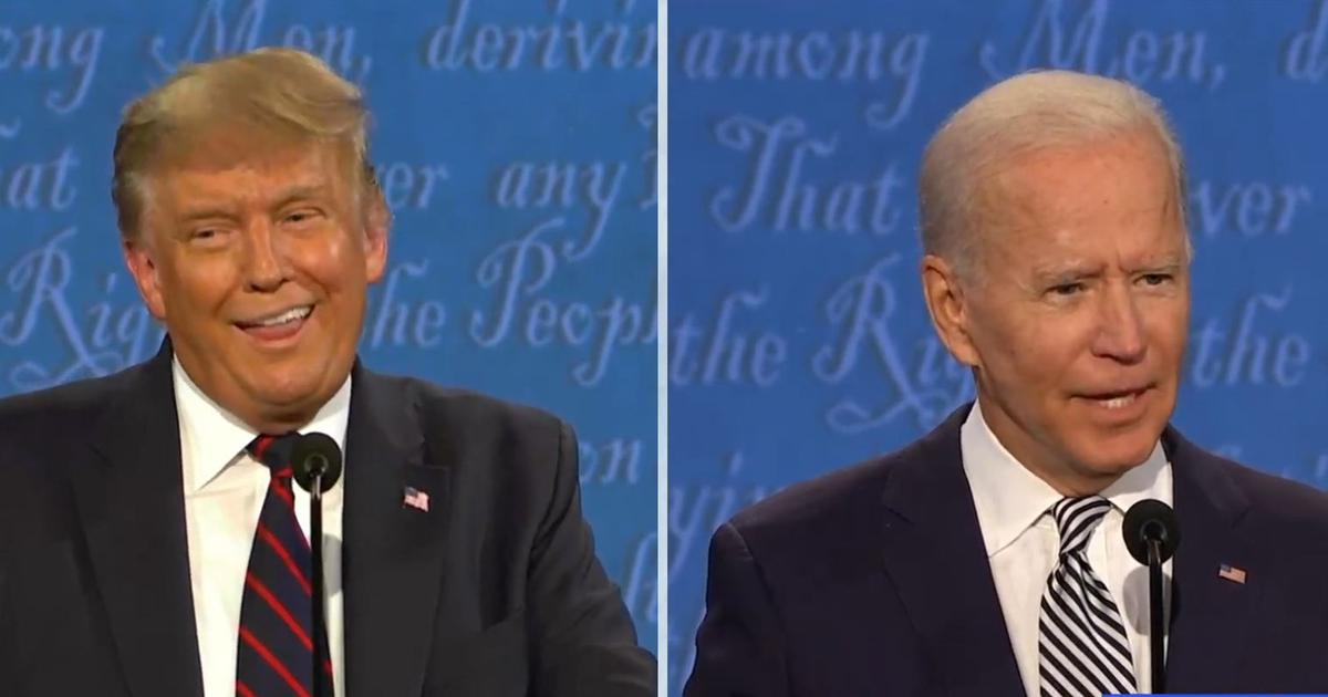 Three takeaways from the 'chaotic' first presidential debate between Trump and Biden