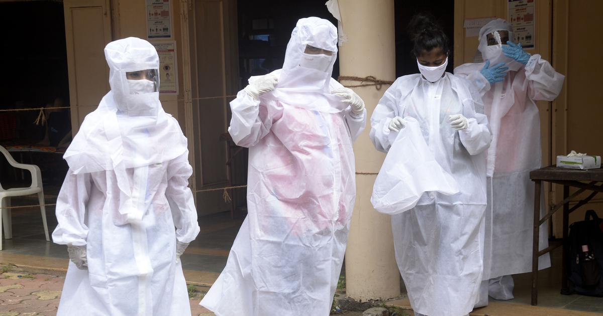 Coronavirus: India records 46,232 new cases as tally goes past 90.5 lakh