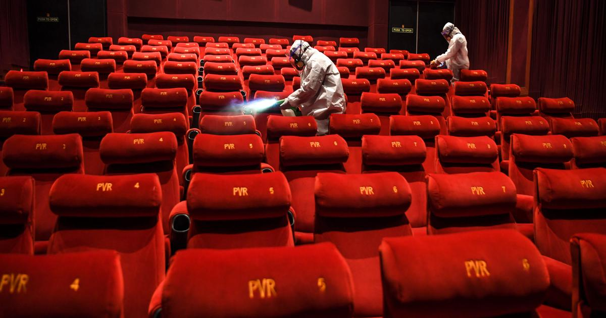 Unlock 5.0: Cinema halls to reopen from October 15 with 50% capacity; states to decide on schools