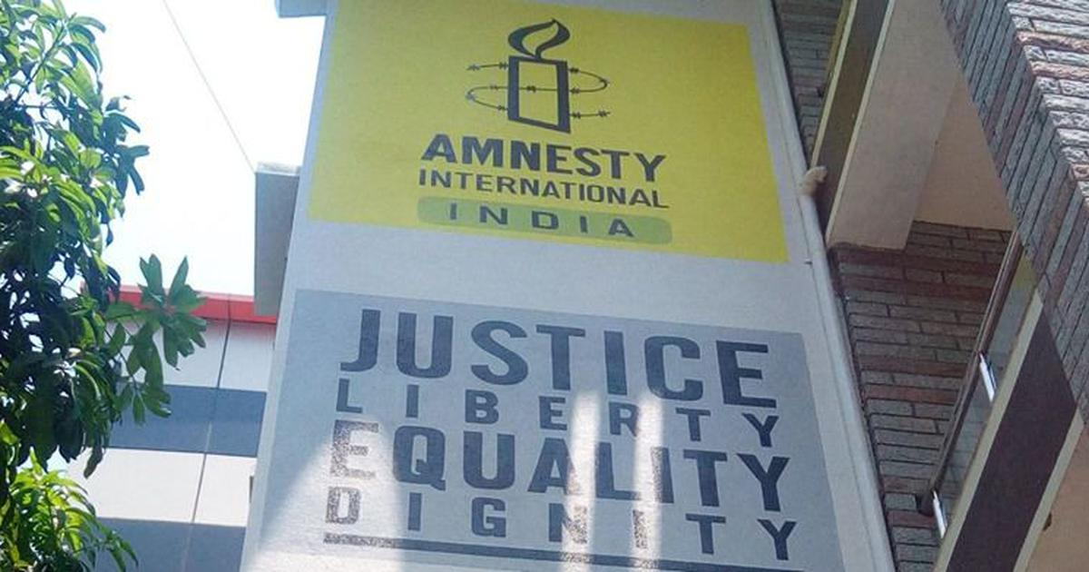 FCRA law: 15 international organisations condemn Centre's move to freeze Amnesty India's account