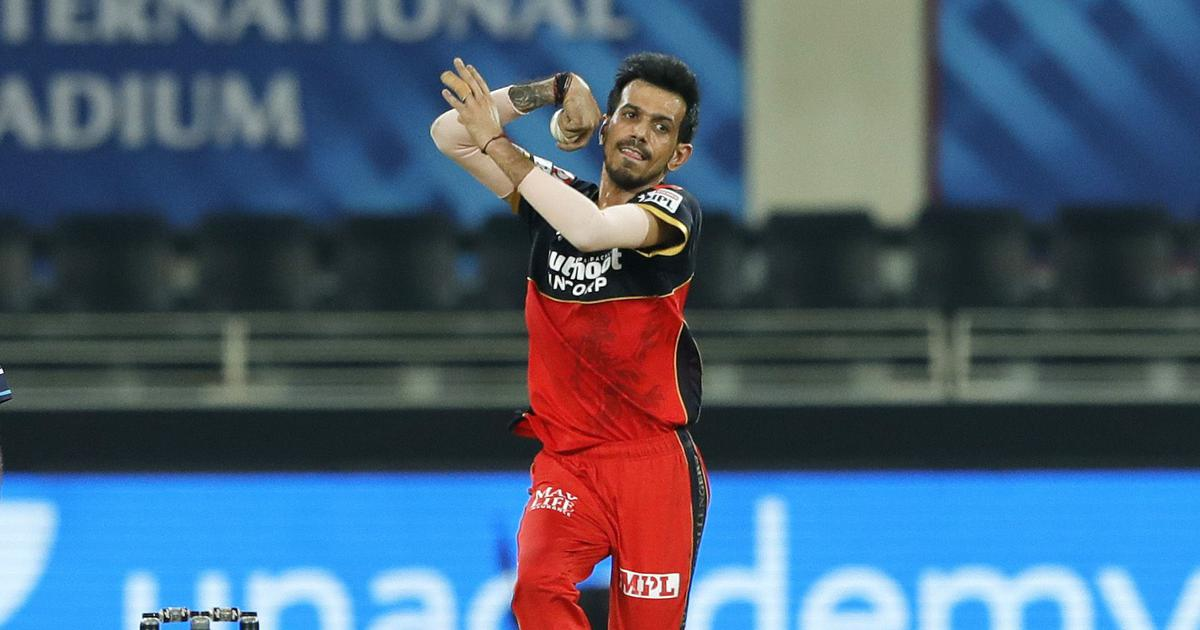IPL 2020: Happy to go wicket-less if I can bowl economical spells, says RCB's Yuzvendra Chahal