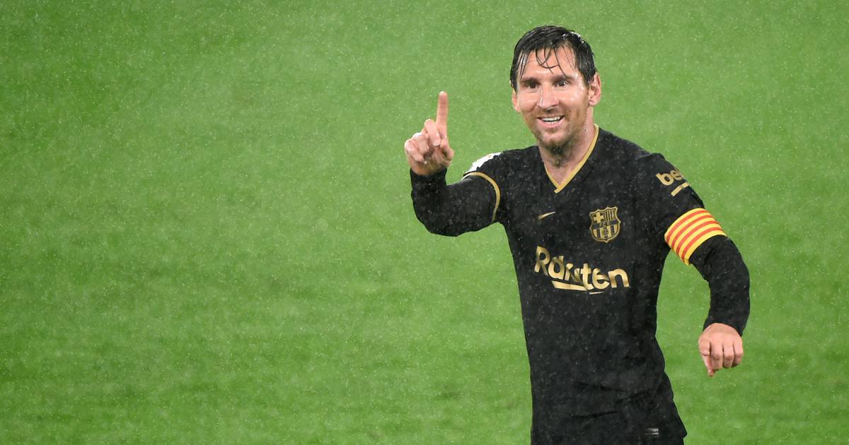 Watch: Lionel Messi, Ansu Fati lead ten-man Barcelona to comfortable win over Celta Vigo in La Liga