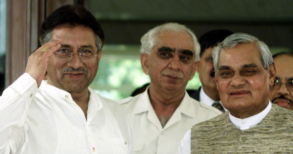 What if Jaswant Singh had been allowed to achieve peace between India and Pakistan?