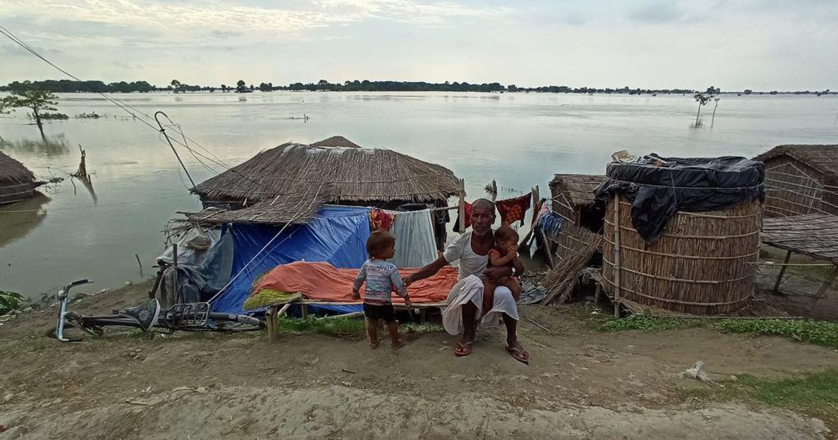 Embankments meant to prevent floods in Bihar have caused more damage than good