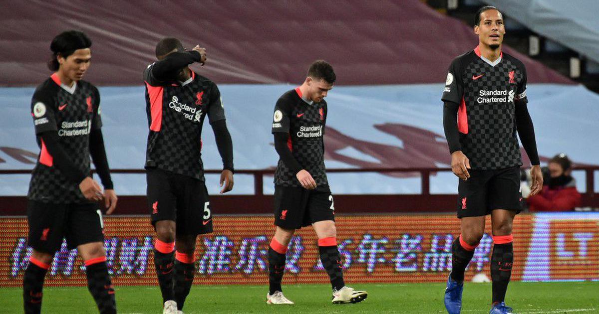 A crazy day in the Premier League: Aston Villa stun Liverpool 7-2, United lose 1-6 against Spurs