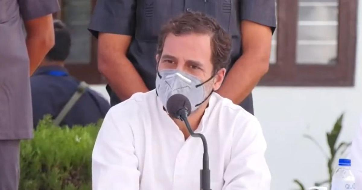 Covid-19: 'Government should work out logistics to make Pfizer vaccine available,' says Rahul Gandhi