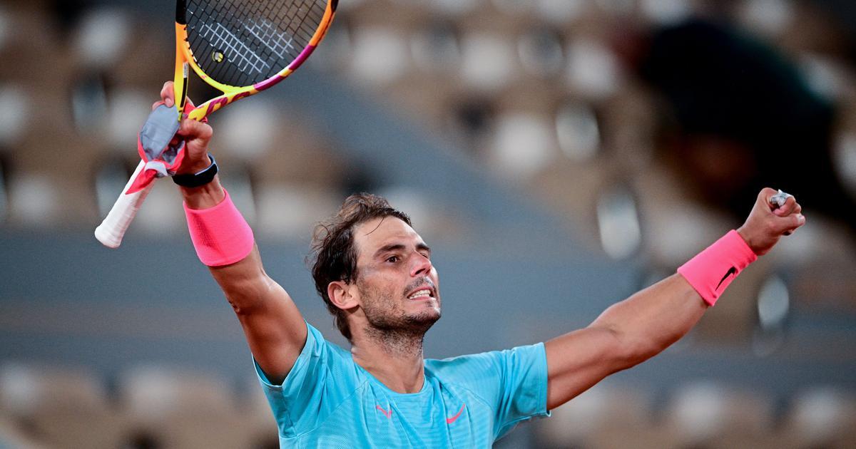 French Open: Nadal sees off Sinner to reach semis, Schwartzman shocks Thiem in five-set marathon