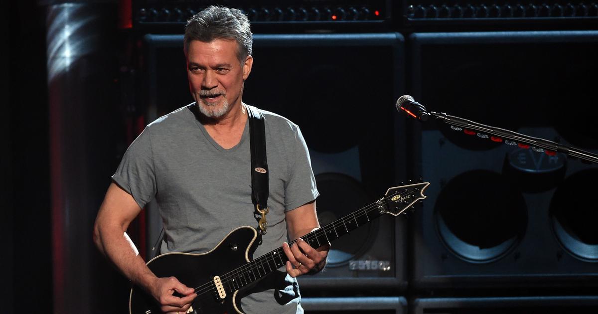 Eddie Van Halen (1955-2020): The guitar legend gave rock music a new sound