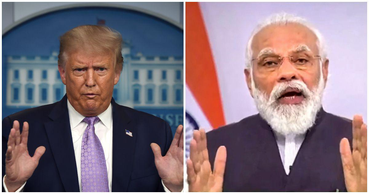 As Trump term shows, US president can't reign roughshod like a king – but Indian prime minister can