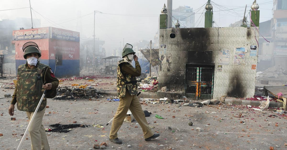 Delhi violence: Reporting on content of chargesheet unfair, raises question on leaks, says court