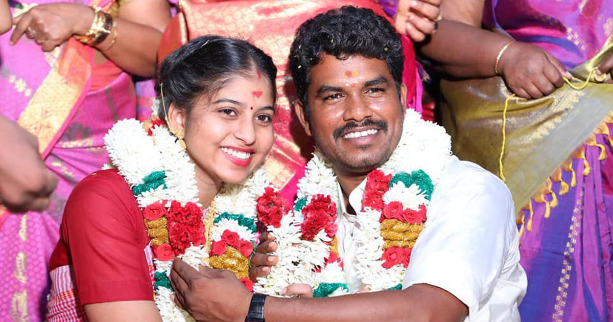Tamil Nadu: Dalit MLA marries daughter of temple priest, sparks controversy