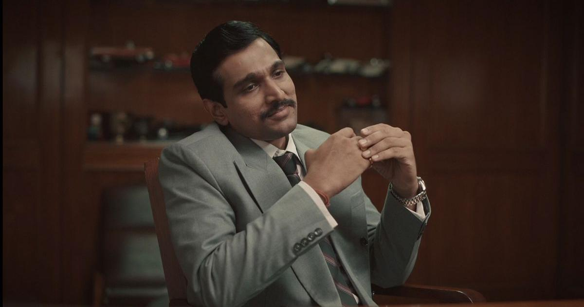'Scam 1992 – The Harshad Mehta Story' review: Web series resurrects the Big Bull of Dalal Street