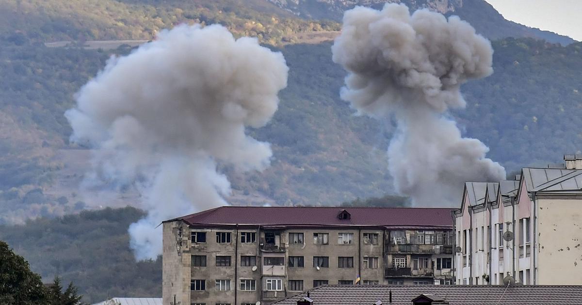 Armenia, Azerbaijan agree on ceasefire in Nagorno-Karabakh following Russia's mediation