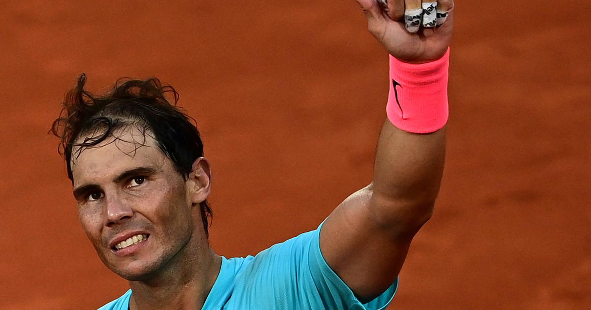 Means a lot to be here: Nadal proud to reach 13th French Open final despite challenging conditions
