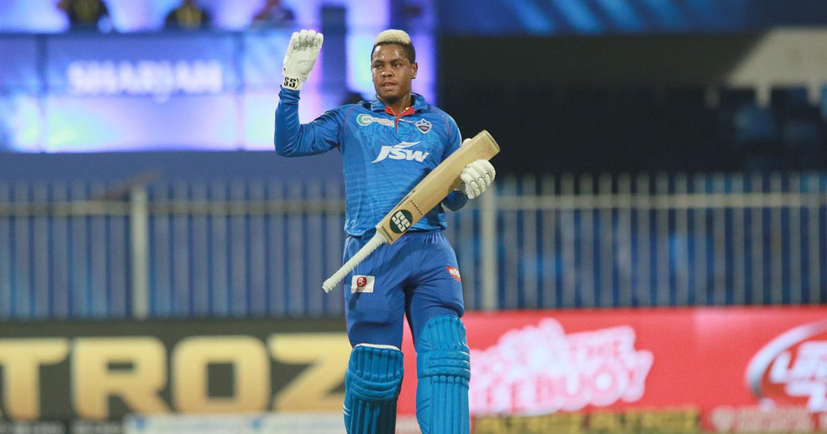 IPL 2020: Ricky Ponting is teaching me the art of being a better finisher, says Shimron Hetmyer