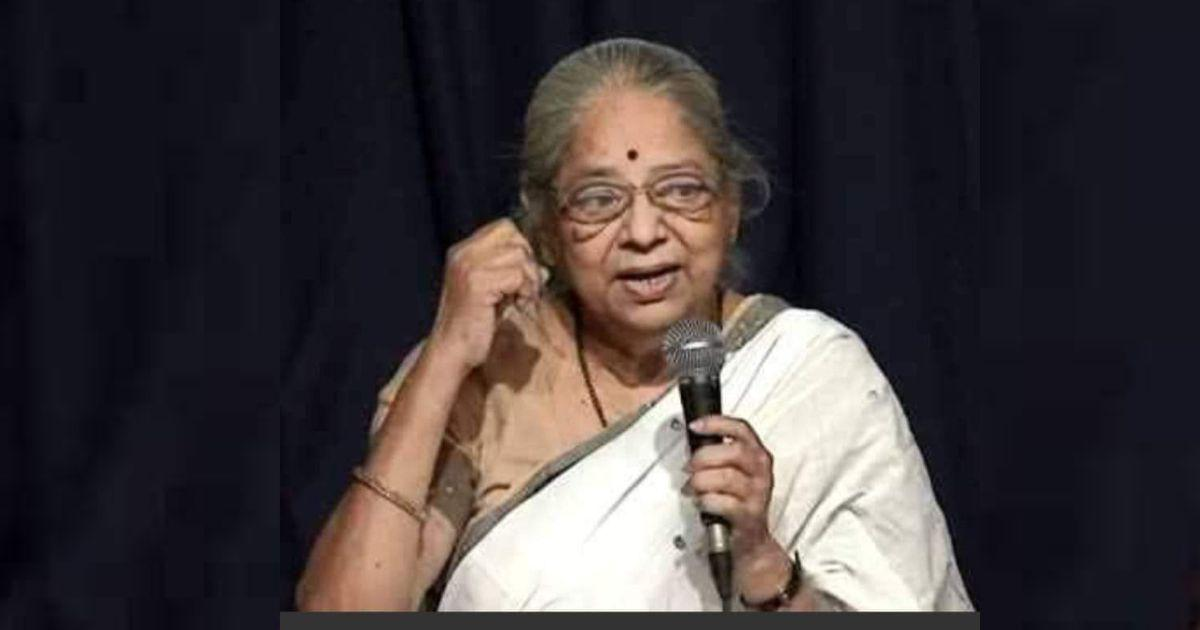 Pushpa Bhave (1939-2020): Cultural critic, social activist, the embodiment of middle-class Mumbai