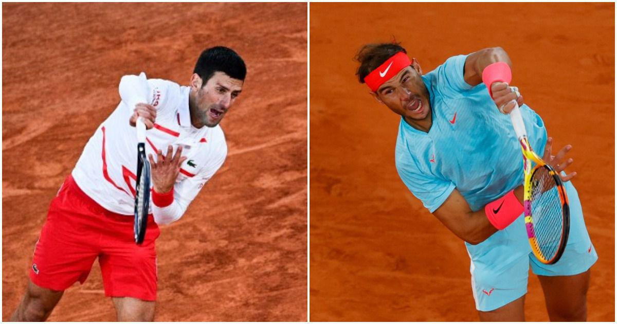 Watch: The best points from every Nadal-Djokovic match at Rome