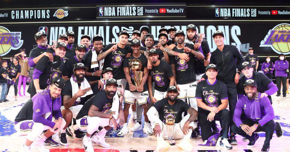 Data check: After LA Lakers' record title, a list of the most successful NBA teams
