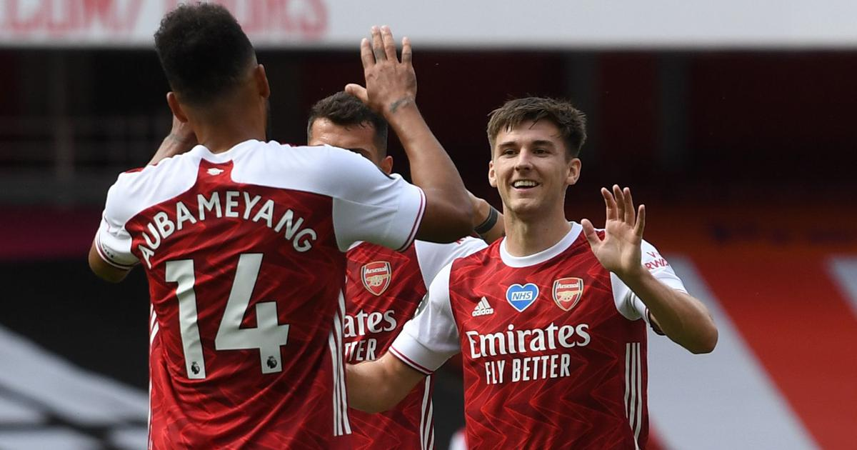 Premier League: Arsenal boss Arteta hopes Tierney will be cleared to face Manchester City