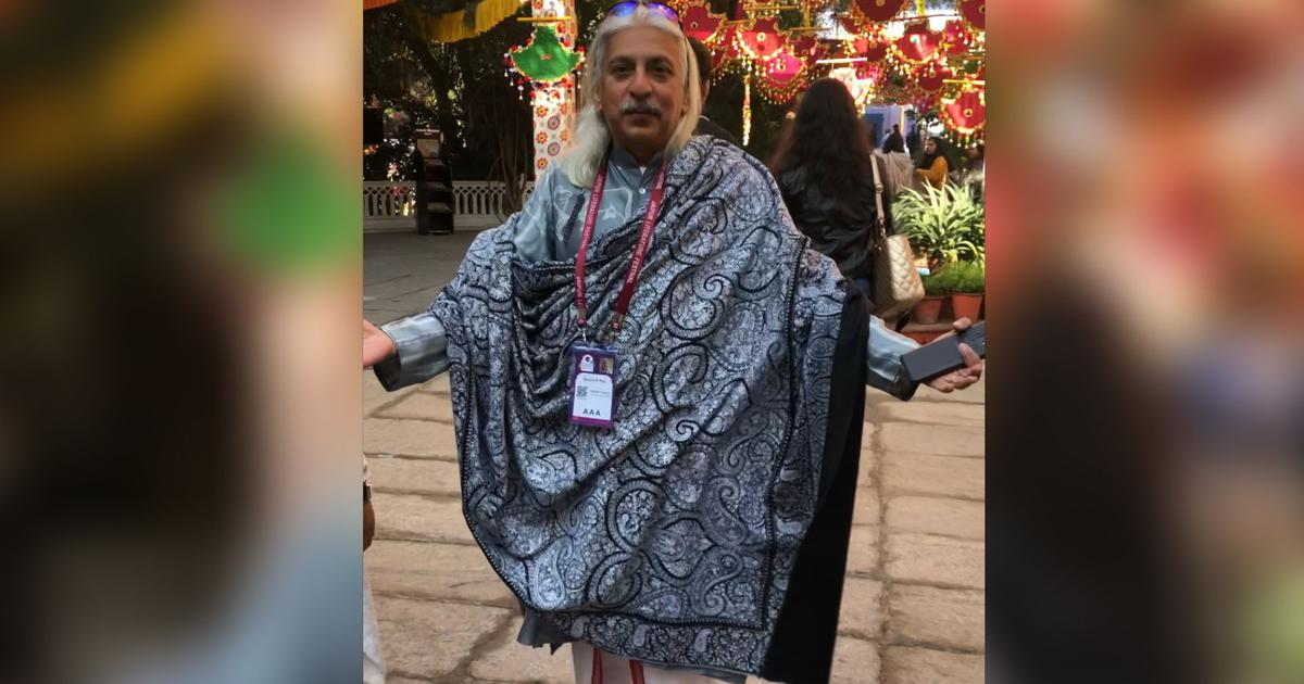 'We're hoping we can have some version of a physical festival': Sanjoy Roy on Jaipur Lit Fest 2021