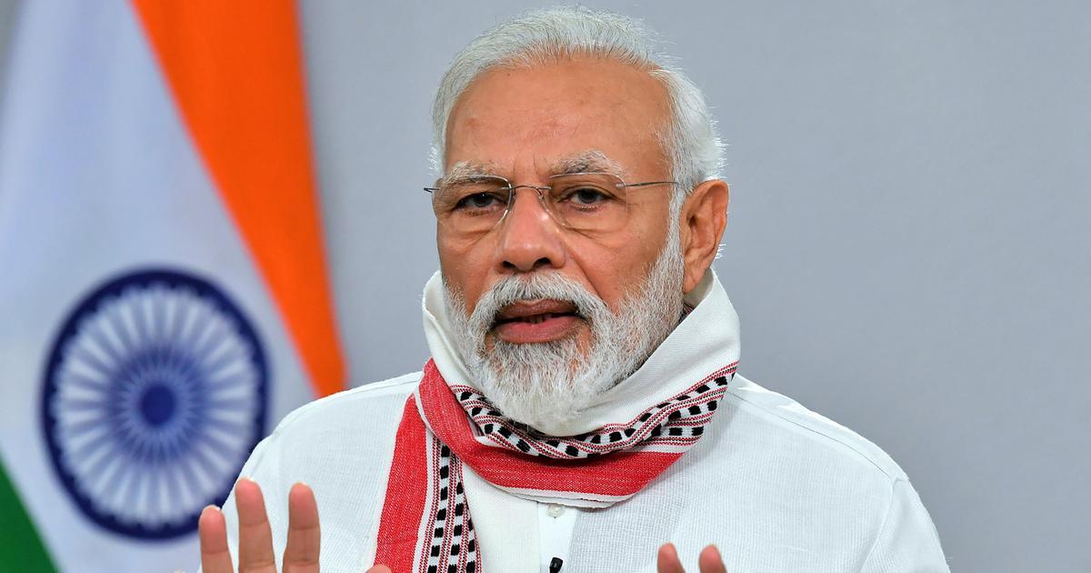 Bihar: I need Nitish Kumar's rule to ensure development doesn't hit a roadblock, Modi tells voters