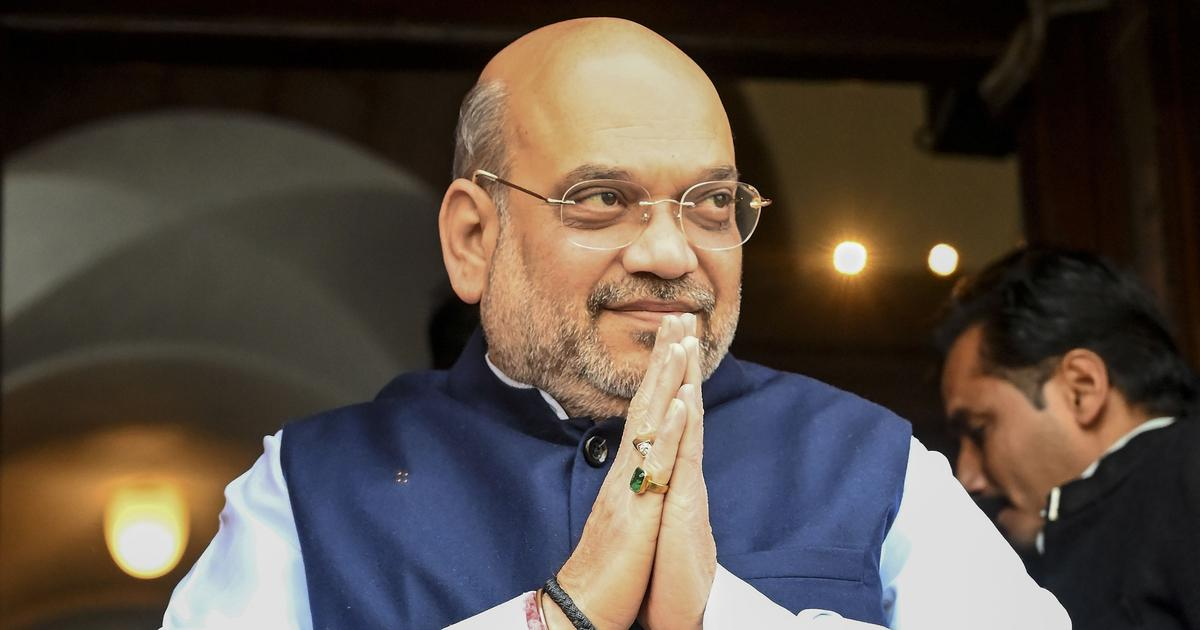 Don't hold any pro-farm laws event, Amit Shah tells Haryana government after violence at Karnal