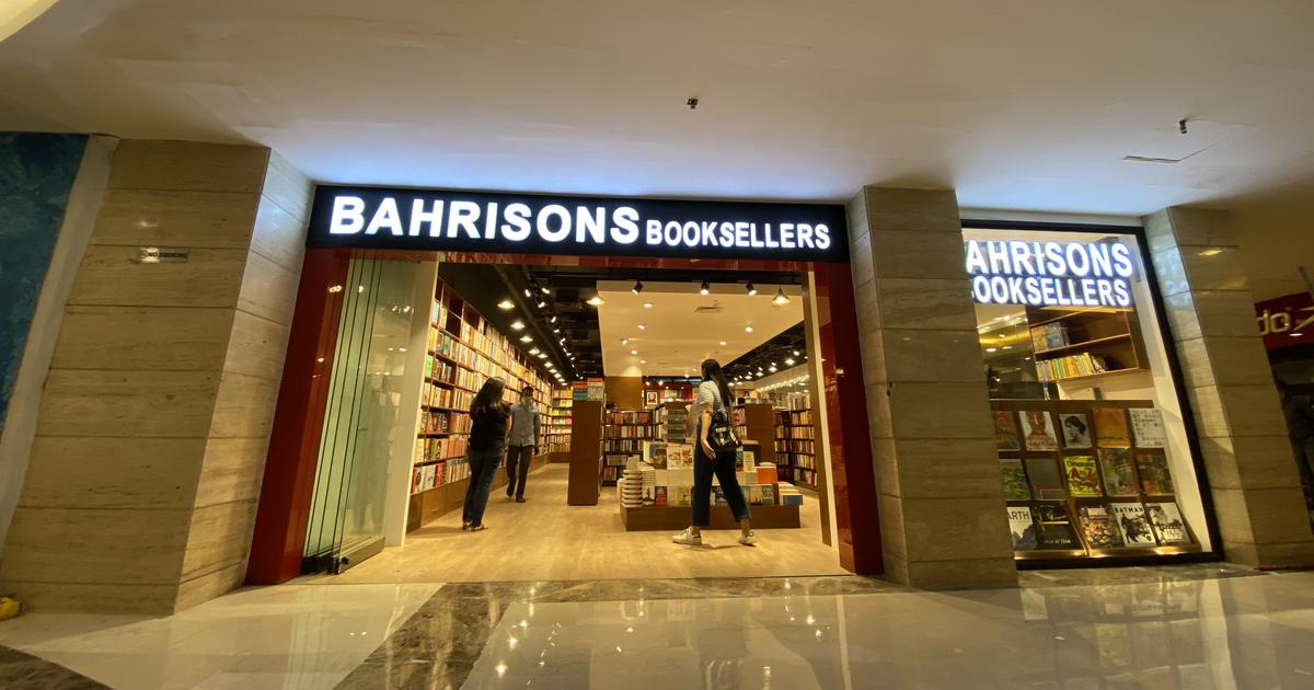 What led Delhi's Bahrisons to open a new bookshop in the capital during the pandemic?