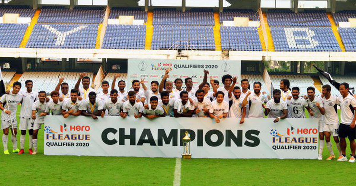 Indian football: Mohammedan Sporting finish I-League qualifying campaign with unbeaten run