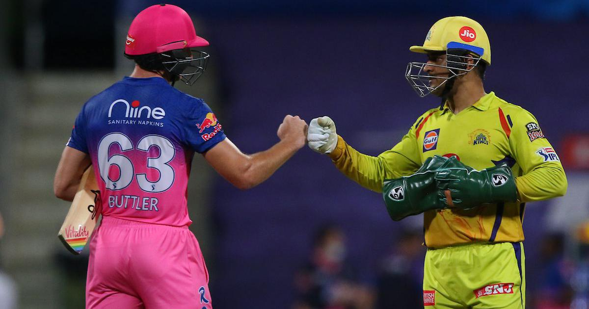 Watch: Jos Buttler stars as Rajasthan Royals earn 7-wicket win over Chennai Super Kings in IPL 2020