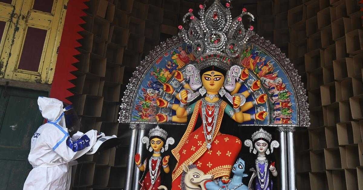 Durga Puja organisers' forum likely to seek review of 'pandals no-entry zones' HC order
