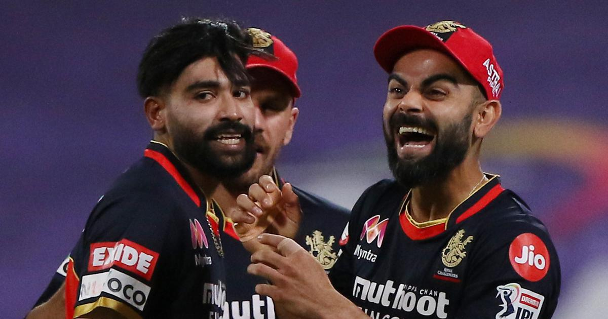 Watch: How Virat Kohli's surprise move brought a sensational spell out of Mohammed Siraj against KKR