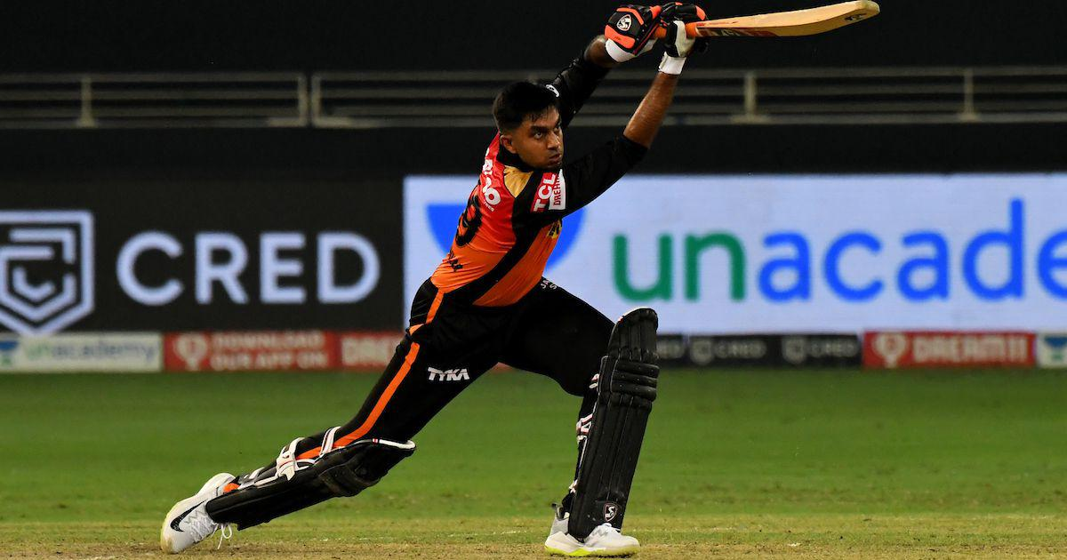 IPL 2020: It was do-or-die game for me, says Vijay Shankar after good show in Sunrisers' crucial win