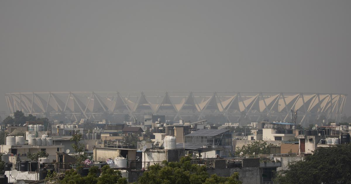 Air quality in Delhi, Noida, Gurugram falls to 'poor category', likely to deteriorate