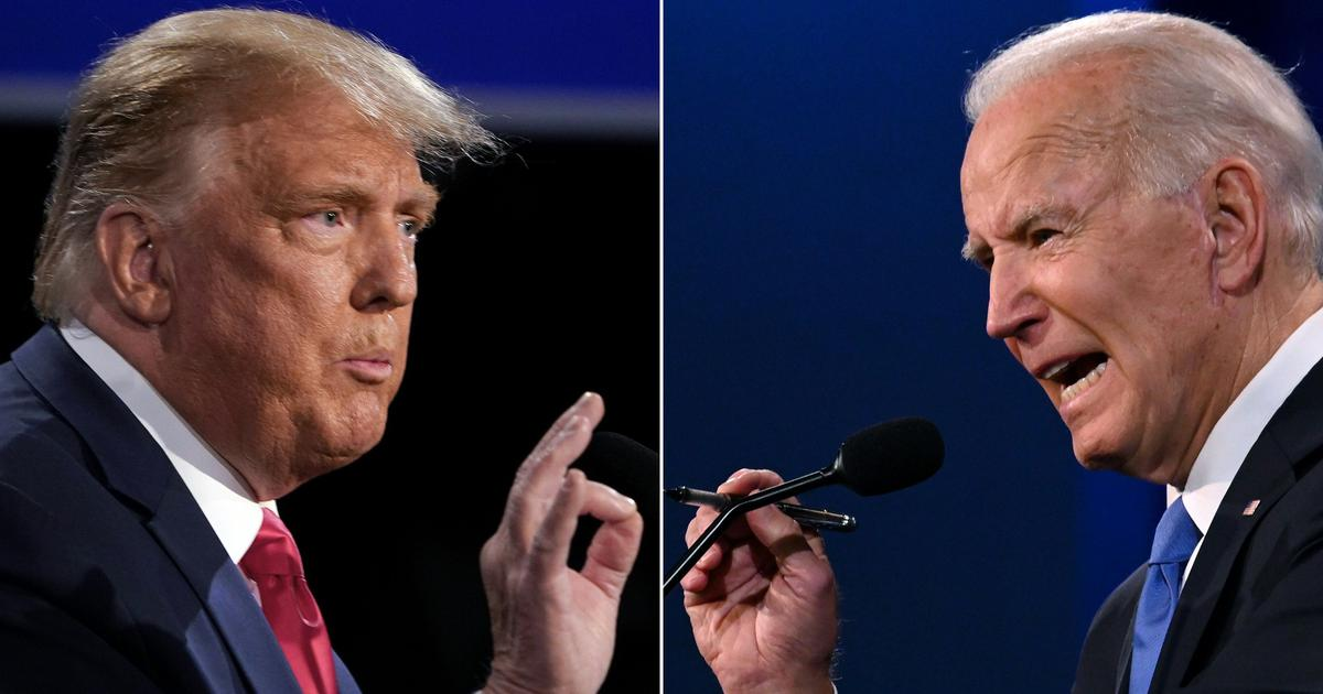 An expert in nonverbal communication reveals what he learnt by watching Biden-Trump debate on mute