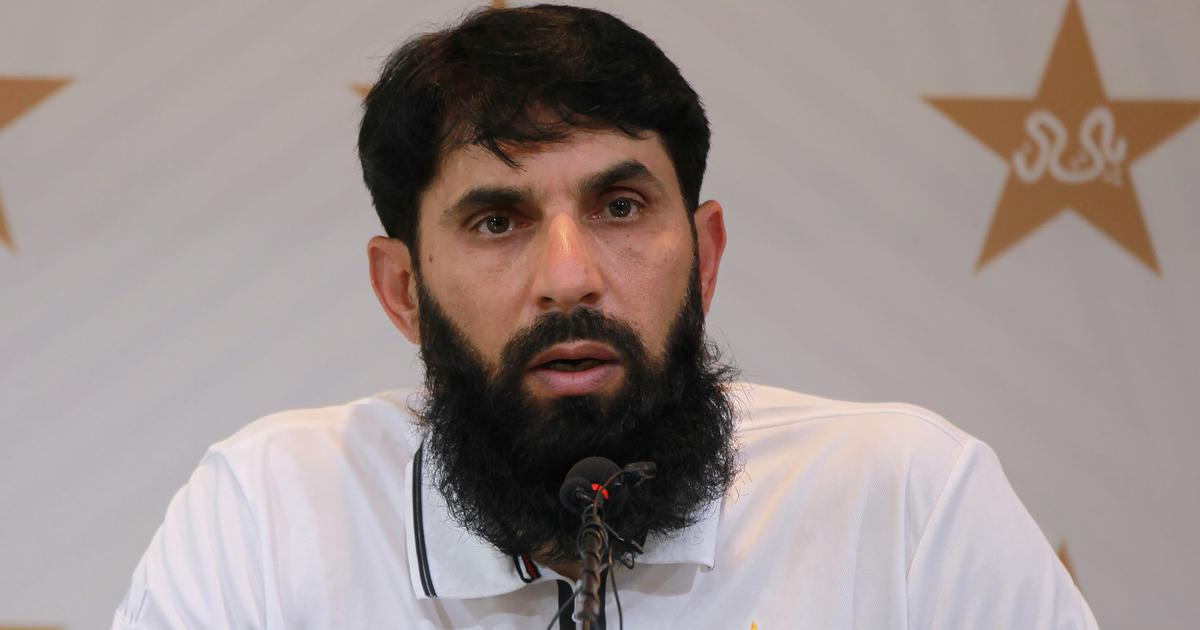 World Test Championship matches affected by pandemic should be rescheduled, says Misbah-ul-Haq