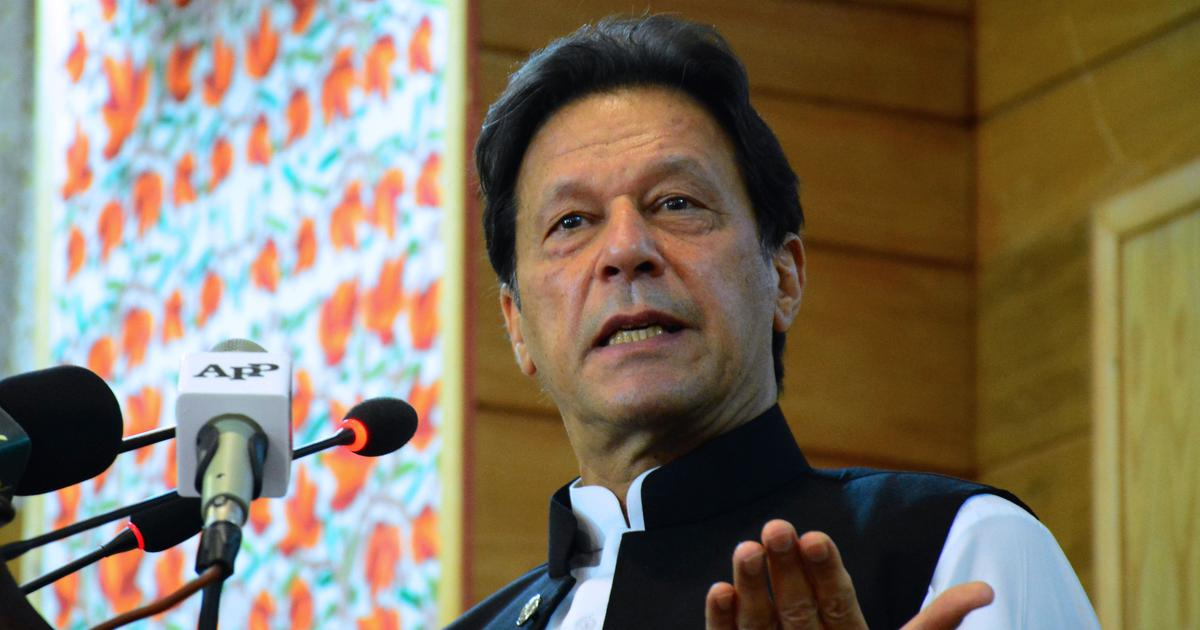 Pakistan will let people of Kashmir decide if they want to join us or become independent: Imran Khan