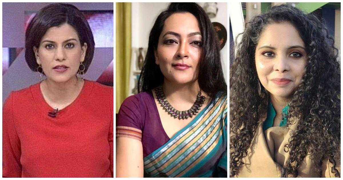 The widening war against India's women journalists
