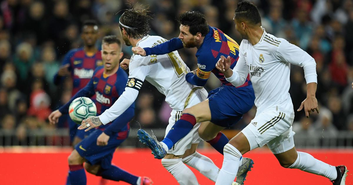 El Clasico preview: Zidane urges Real Madrid to show fight as Koeman's Barcelona eye crucial win