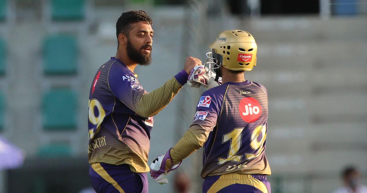 Watch: KKR's Varun Chakravarthy takes first five-wicket haul of IPL 2020