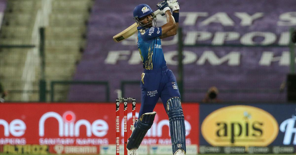 Watch: Hardik Pandya produces one of the innings of IPL 2020 with a stunning 60* off 21 balls