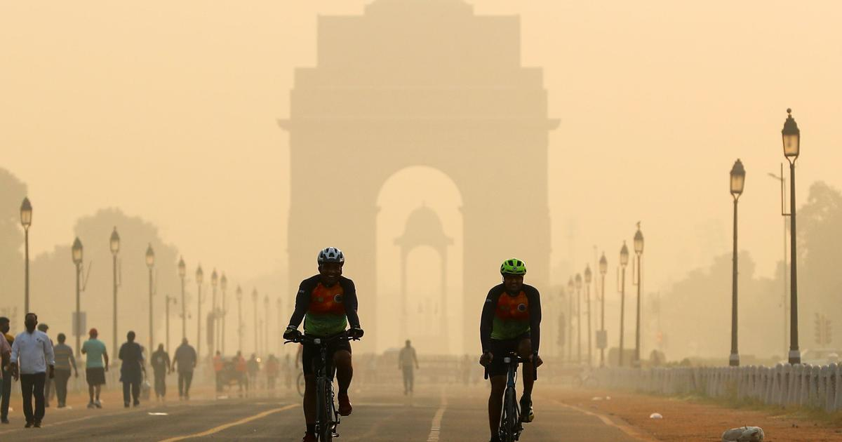 Air pollution may lead to faster spread of Covid-19, health ministry tells parliamentary panel
