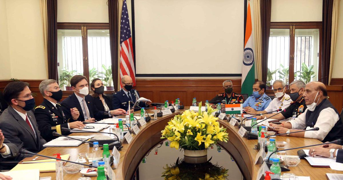 The big news: India, US to sign key defence deal during 2+2 talks tomorrow, and 9 other top stories