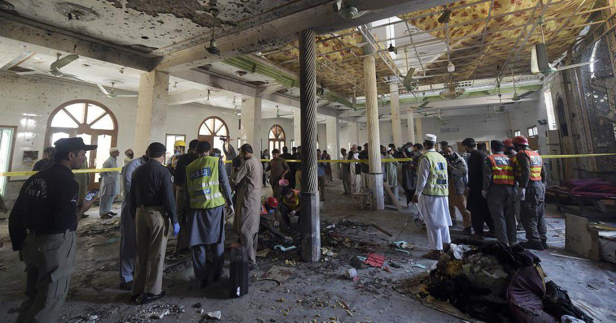 Students Killed, Dozens Injured In Blast At Madrassa In Peshawar