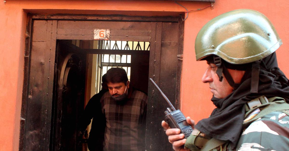 NIA raids in J&K a tactic to intimidate and silence, say journalist bodies, human rights group