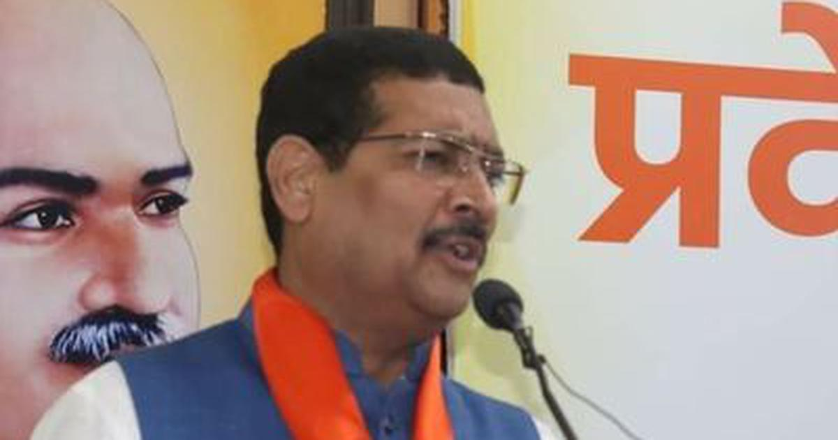 Jharkhand BJP chief, booked for sedition, dares government to arrest him