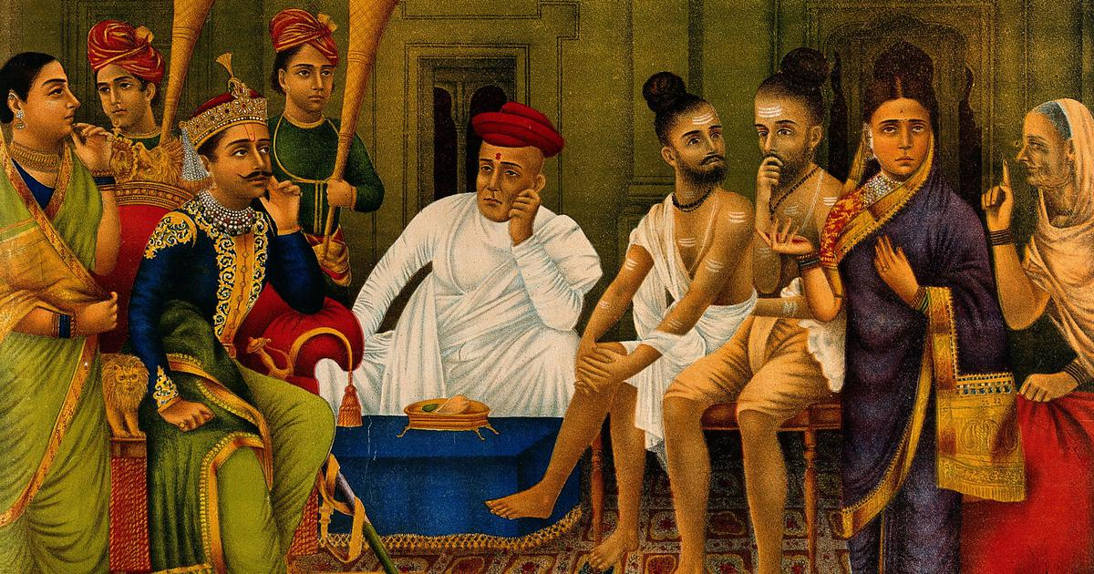 Do the characters in the Ramayana follow 'dharma'? This book investigates their actions
