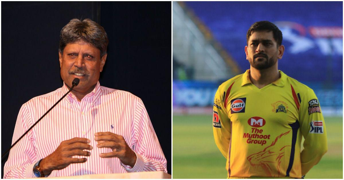 After MS Dhoni confirms he'll feature in next IPL, Kapil Dev wants him to play domestic cricket
