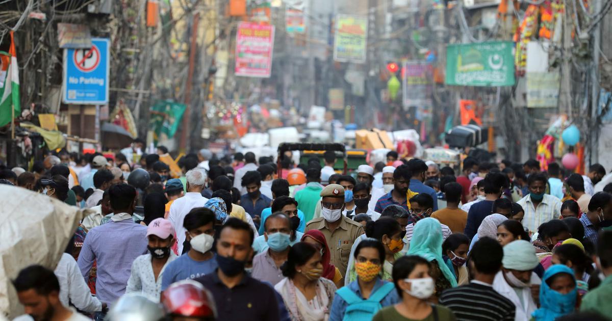 Coronavirus: Centre stresses on 'test-track-trace and treat' strategy amid festival season